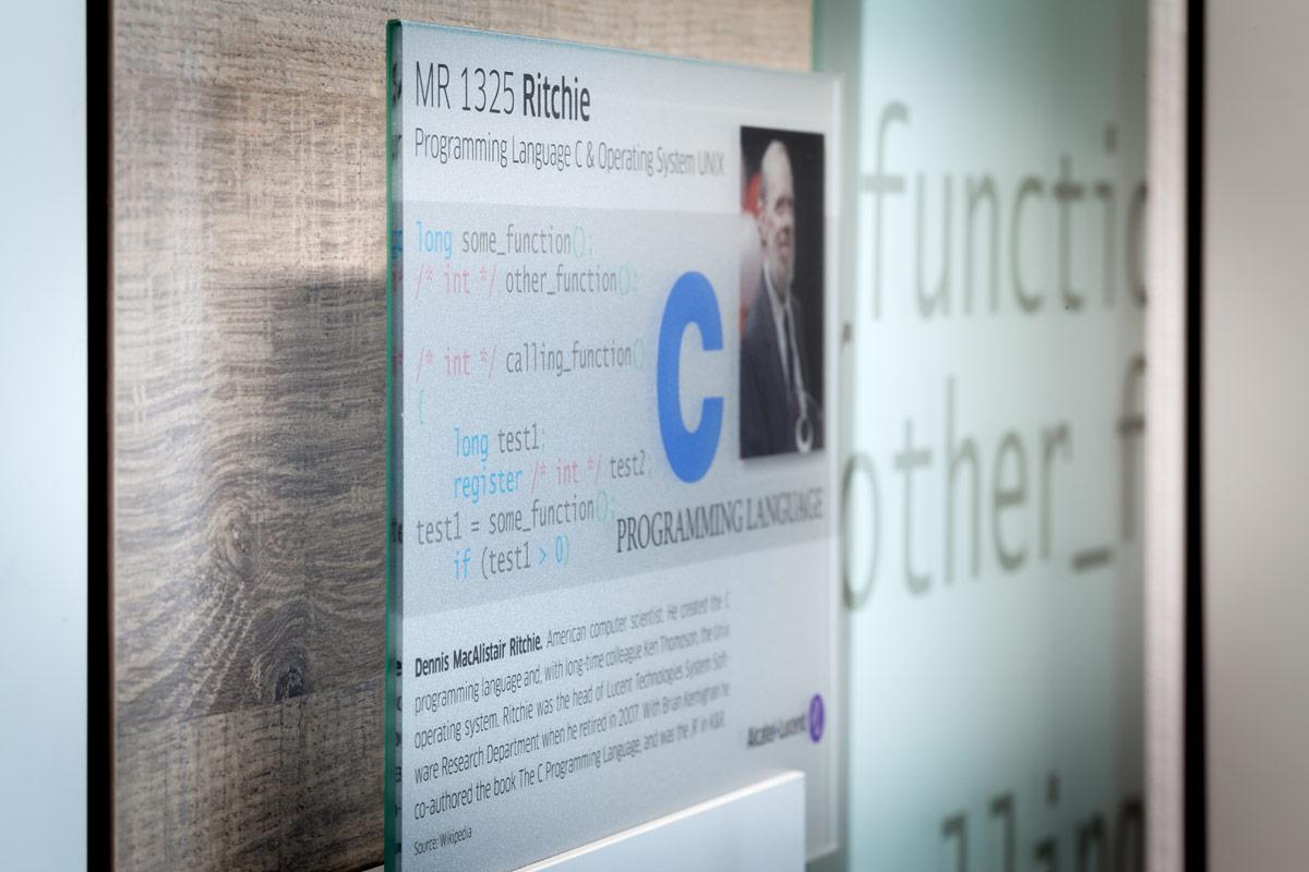 Architekturfotos von Büros, Kantinen, Kaffee-ecken, Alcatel in Wien