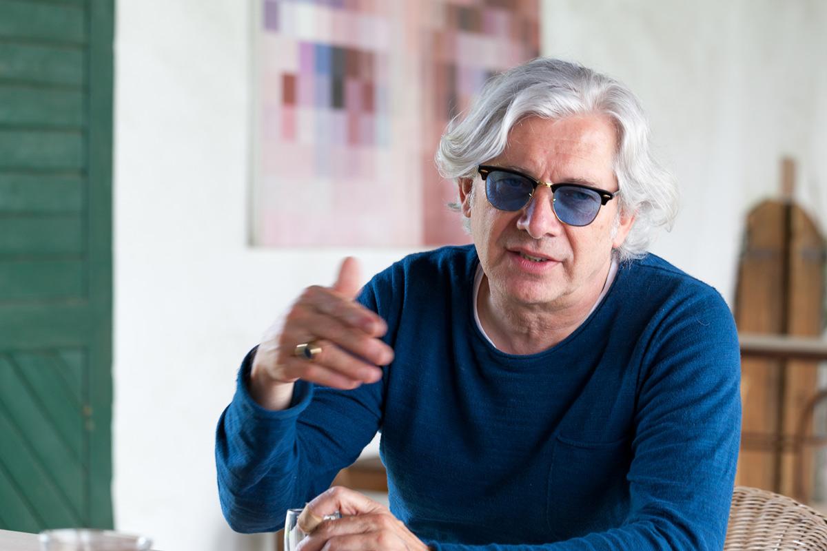 Portrait von Peter Baldinger