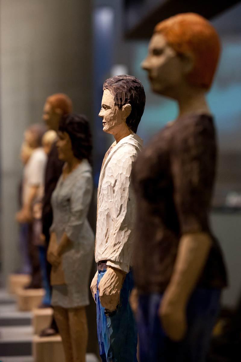 Bilder aus dem Technischen Museum in Wien